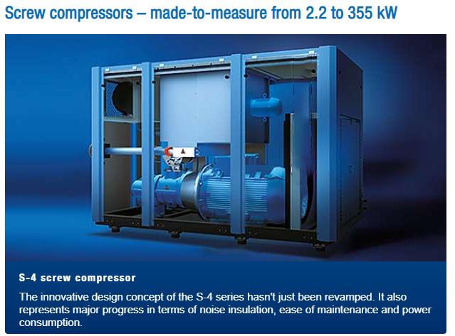 Вијчани компресор 7